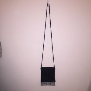 Vintage La Regale Beaded Crossbody Evening Bag
